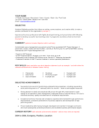 example career objective cv statement resume samples and great career objectives for resume samples shopgrat in career objective examples
