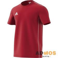 <b>Футболка Core 18</b> Tee, красная, размер 2XL оптом под ...