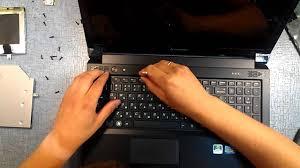 Как разобрать <b>ноутбук Lenovo</b> IdeaPad B570 (Lenovo IdeaPad ...
