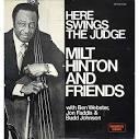 Here Swings the Judge album by Milt Hinton