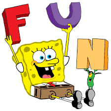 Spongebob and Plankton fun