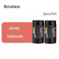 Soshine <b>Batteries</b> - Shop Cheap Soshine <b>Batteries</b> from China ...