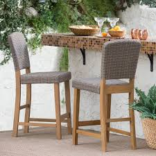 bar height patio chair: winn piece wicker patio bar height dining furniture set bar height patio dining sets mainstays palmerton landing piece bar height patio dining set
