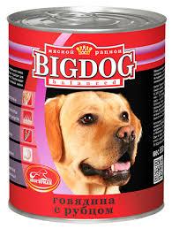 """168 отзывов на <b>Консервы</b> для собак <b>Зоогурман</b> """"<b>Big</b> Dog"""", с ..."""