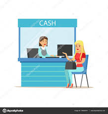 w drawing cash at bank cashier bank service account w drawing cash at bank cashier bank service account management and financial affairs themed