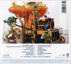 <b>Gorillaz</b> – <b>Plastic Beach</b> [Tracklist + Album Art] | Genius