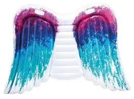 <b>Матрас Intex Крылья</b> Ангела — купить по выгодной цене на ...