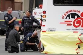 update w fatally struck by paratransit bus near cathedral update w fatally struck by paratransit bus near cathedral hill by j rodriguez the san francisco examiner