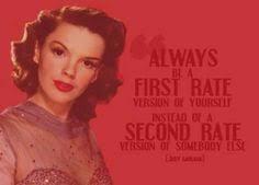 Judy Garland quotes! on Pinterest | Judy Garland, Yellow Brick ... via Relatably.com