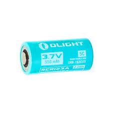 <b>Аккумулятор Li-ion Olight ORB-163C05</b> 16340 3,7 В. 550 mAh ...