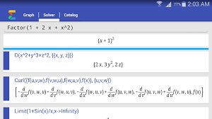 math solver android apps on google play math solver screenshot