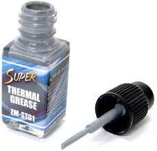 Zalman <b>ZM</b>-<b>STG1</b> High Perf Thermal Compound: Fans & Cooling ...