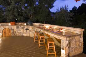 Outdoor Kitchen Tips For Lighting Your Outdoor Kitchen Light My Nest