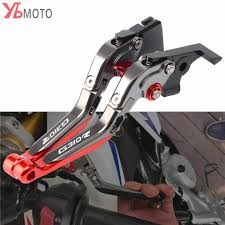 High Quality With Laser Logo <b>CNC Folding Extendable Motorcycle</b> ...