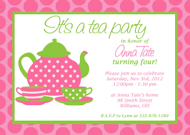 fantastic printable tea party invitations for kids like luxurious outstanding printable tea party invitations became luxurious article