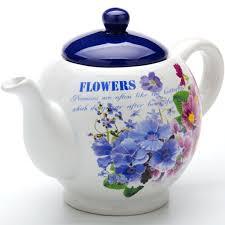 """<b>Чайник заварочный</b> """"<b>Loraine</b>"""", с крышкой, <b>950</b> мл — купить в ..."""