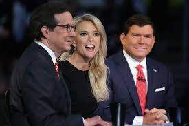 Image result for 3 fox moderator stooges pics