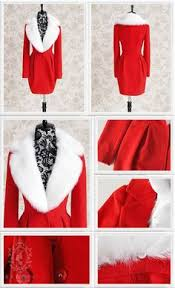 Mrs. Claus ....<b>DABUWAWA Women's</b> Winter Fashion 2013 <b>Red</b> ...