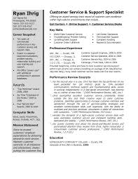 examples of winning resumes template examples of winning resumes