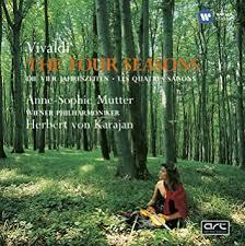 Anne-<b>Sophie Mutter</b>, Antonio <b>Vivaldi</b>, Herbert von Karajan, Vienna ...