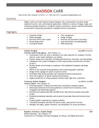resumes for graphic designers graphic design resume sample resume examples graphic design resumes templates graphic design resume