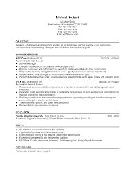 automotive manager resume automotive manager resume corrections automotive assistant service manager job description