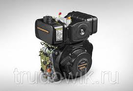 <b>Двигатель дизельный CARVER 178F</b> 7л.с. (вал F-B type, D=25 мм ...