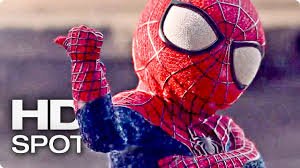 The Amazing Spider-Man <b>Baby</b> Dance - Official Evian Spot (2014 ...