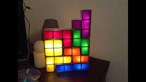 <b>Tetris</b> Stackable <b>LED</b> Desk <b>Lamp</b> - YouTube