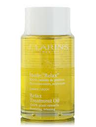 Clarins <b>расслабляющее масло для тела</b> relax, 100 мл (534979 ...