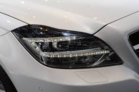 Four lamp cluster headlights