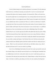 coral reef reflection essay   coral reefs reflection prompt    pages field trip reflection essay