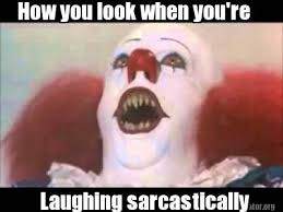 Pennywise meme 2 by creepypasta-time on DeviantArt via Relatably.com