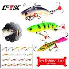 <b>FTK</b> 1PC 10g-35g 4.3CM-8.5CM <b>Ice Fishing Lures</b> Winter <b>Bait</b> Hard ...