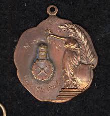 Medal, <b>New York Motorcycle Club</b>, Glenn Curtiss   National Air and ...