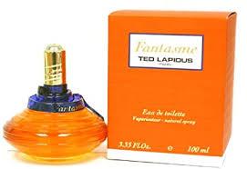 <b>Ted Lapidus Fantasme</b> Eau de Toilette for Women 100 ml: Amazon ...
