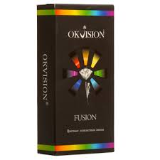 Купить <b>Fusion</b> (2 линзы) - <b>цветные контактные линзы</b>