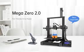 <b>ANYCUBIC Mega</b> Zero 2.0 <b>3D</b> Printer, UL Certified Power Supply + ...