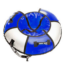 <b>Тюбинг SnowShow Практик 120cm</b> Blue Silver - Чижик