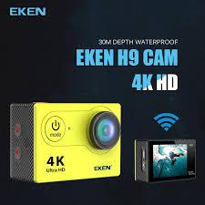 <b>New Arrival</b>!<b>Original</b> Eken H9 / H9R Ultra HD 4K Action Camera ...