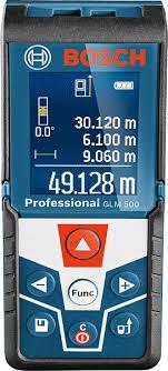 <b>Лазерный дальномер Bosch GLM</b> 500 Professional 0.601.072.H00 ...