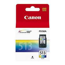 <b>Картридж Canon CL-513</b>, голубой, пурпурный, желтый, для ...
