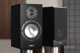 <b>Полочная акустика Canton</b> GLE 436.2 | журнал SalonAV