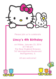 hello kitty invitation templates com hello kitty birthday invitation larr printable invitation kits hello kitty baby shower invitation templates