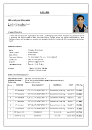 example of current resumes template example of current resumes