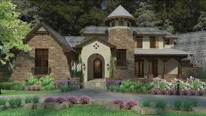 House Plans   Hidden Safe Room   BuilderHousePlans comEnglish Cottage Style House Plan HWBDO
