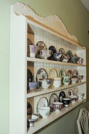 <b>Tea</b> cup shelf, collectors edition in 2019 | <b>Tea cup display</b>, <b>Tea</b> cups ...