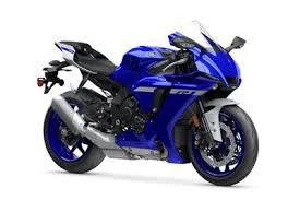 2021 Yamaha <b>YZF</b>-<b>R1</b> Supersport Motorcycle - Model Home