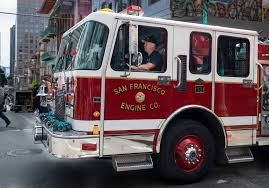 s f firefighter leaders say morale is a problem and the chief a san francisco fire department engine 13 stationed in the financial district