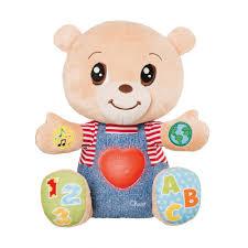 <b>Мягкая игрушка Chicco</b> Говорящий мишка <b>Teddy</b> Emotion